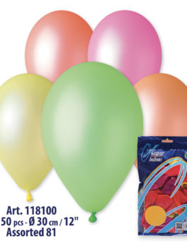 Balloon NEON 12 Inch