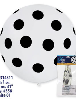 Balloon Polka dot 31 Inch