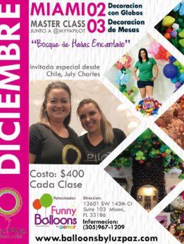 """Bosque de hadas encantado"" – Diciembre 02-03 Miami"