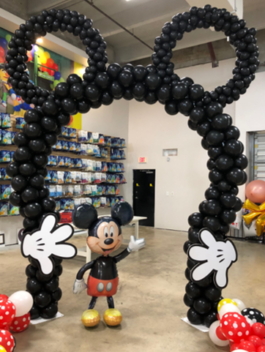 Mickey Mouse Arch Frame