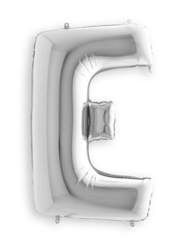 SILVER E (3FT)