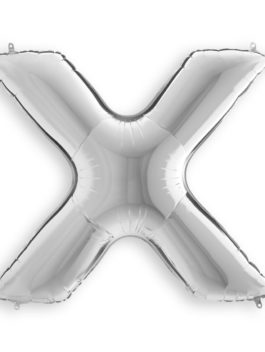 SILVER X (3FT)