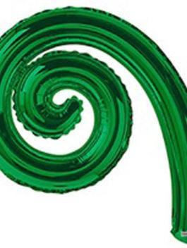 DARK GREEN SPIRAL