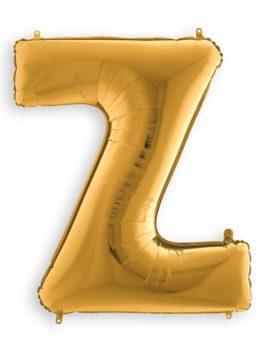 GOLD Z (3FT)