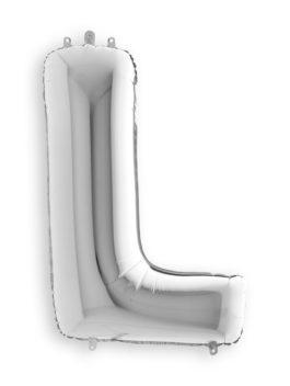 SILVER L (3FT)