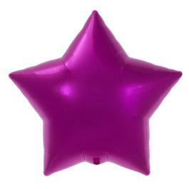 Magenta (Hot Pink) Star