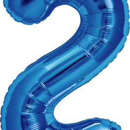 Number 2 ROYAL BLUE