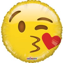 Emojis Smiley Kiss