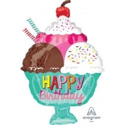 Ice Cream Sundae Bday