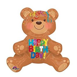 Happy Birthday Sitting Bear