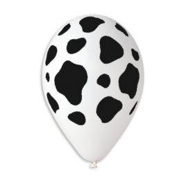 Special Printed Balloons  black and white
