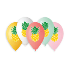 Special Printed Balloons Pineapple