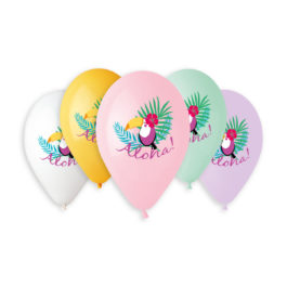Special Printed Balloons Aloha