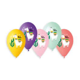 Special Pronted Balloons  Christmas