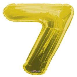 Number 7 GOLD