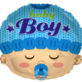 Baby Boy Head