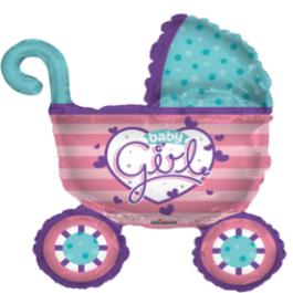 Baby Girls Stroller
