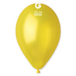 Metallic Yellow