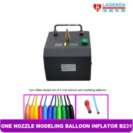 Lagenda Modeling Balloon Electric Inflator