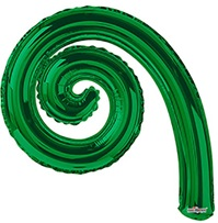 Kurlys Spiral Dark Green