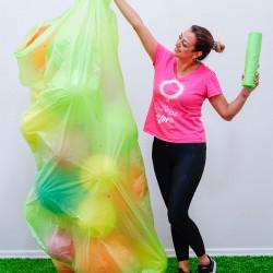 Balloon transport bag (10 bags)