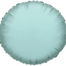 Mint Green Round
