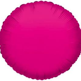 Magenta (Hot Pink) Round