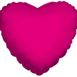 Magenta Heart