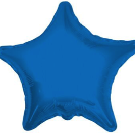 Radiant Blue Star