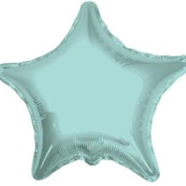 Mint Green Star