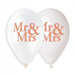 MR & MRS 14 x 9 x 0.5 in
