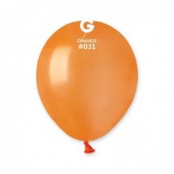 Metal Orange 13 cm / 5in