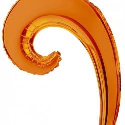 Kurly Wave Orange