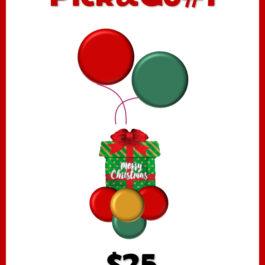 Pick $ Go #1