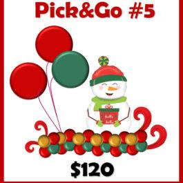 Pick $ Go #5