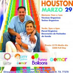 Houston Marzo 29