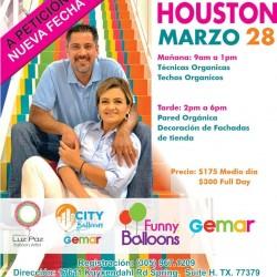 Houston Marzo 28