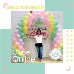 Arco Torneado/Regular arch