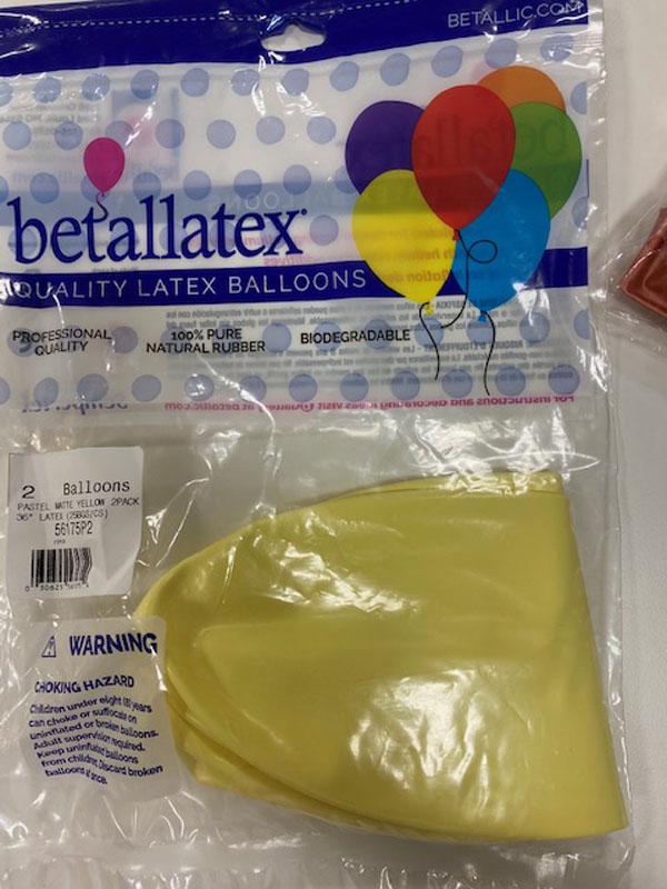 betallatex mustard 36