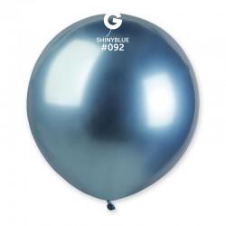 Shiny Blue 48cm / 19in