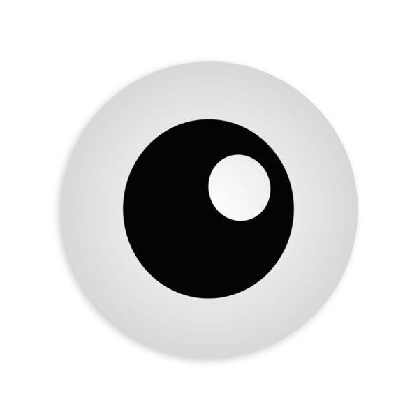 AS50: #001 White Eye Ball 925067