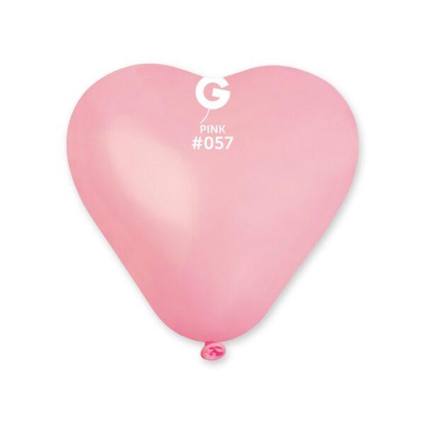 CR6:#057 Pink Heart Shape 575712