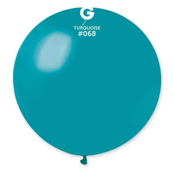 """G30: #068 Turquoise 340228 Standard Color 31"""""""