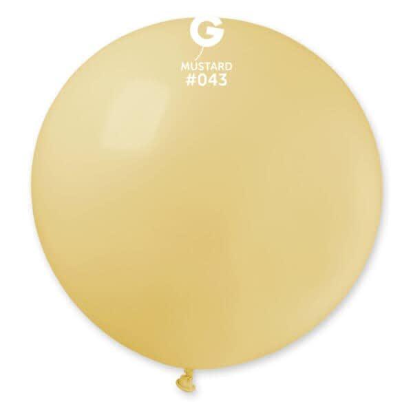 "G30: #043 Mustard 329827 Standard Color 31"""