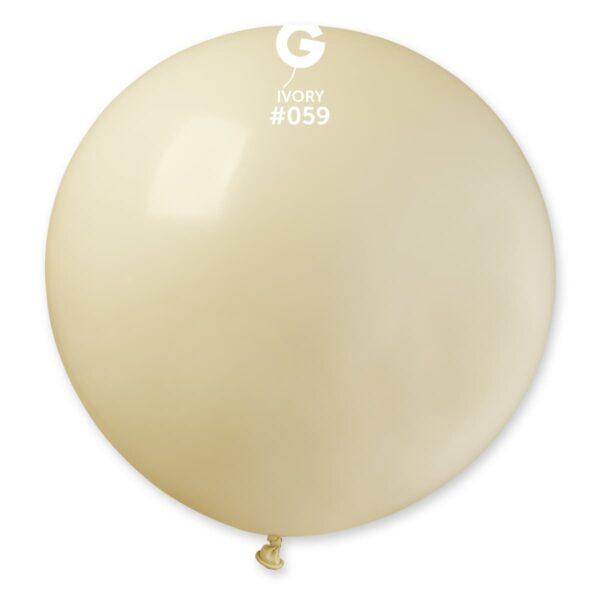 """G30: #059 Ivory 326208 Standard Color 31"""""""