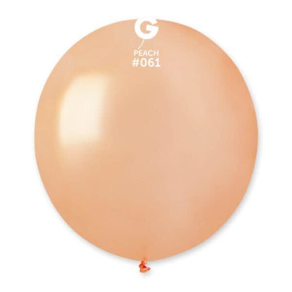 Metallic Peach #061 – 19in