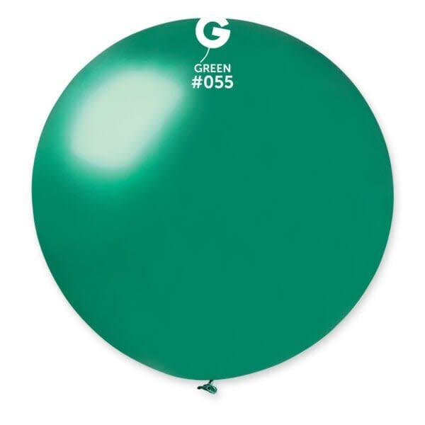 "GM30: #055 Metal Green 340006 Metallic Color 31"""