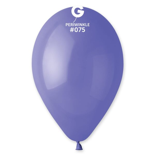"""G110: #075 Periwinkle 117509 Standard Color 12"""""""