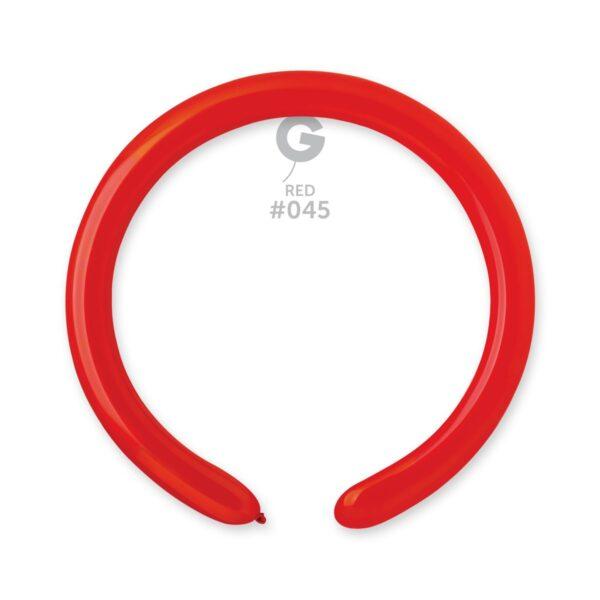 """D4: #045 Red 554502 Standard Color 2/60"""""""