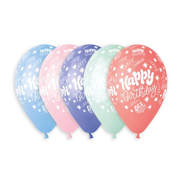 GS120: #750 Happy Birthday 924602
